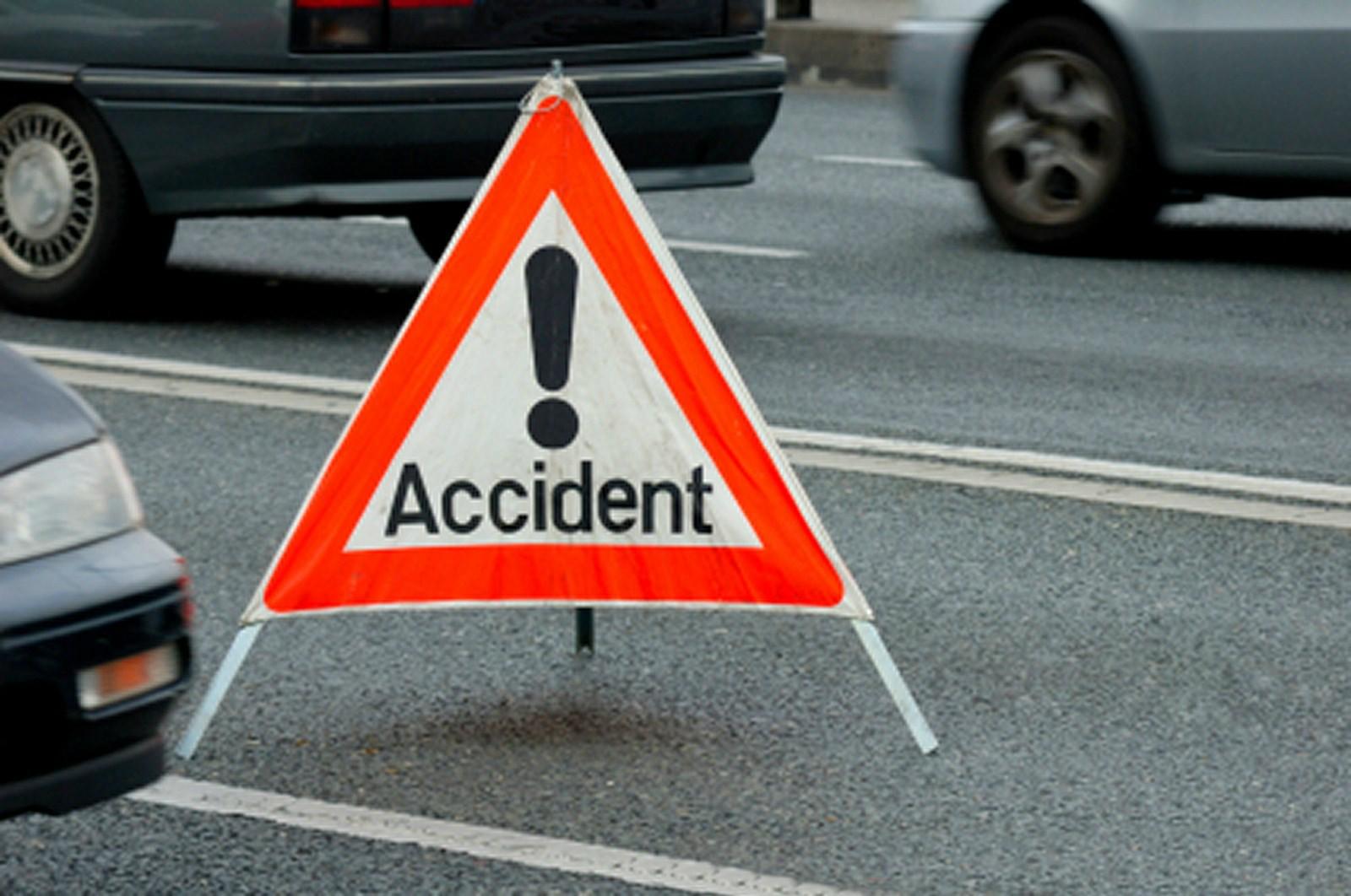 Accident rutier cu 5 victime pe șoseaua Muncești