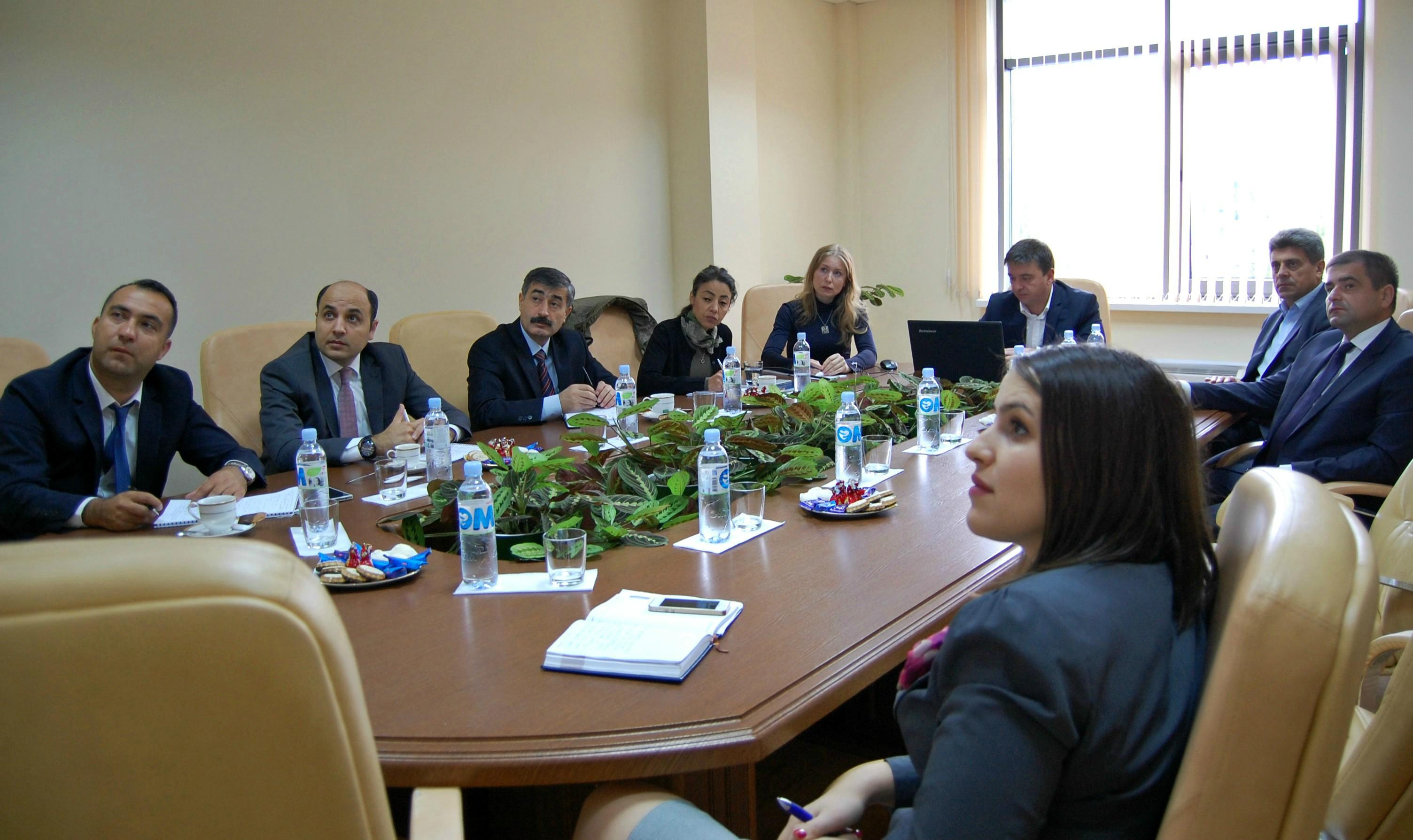Întrevedere cu reprezentanții Ministerului Sănătății din Turcia