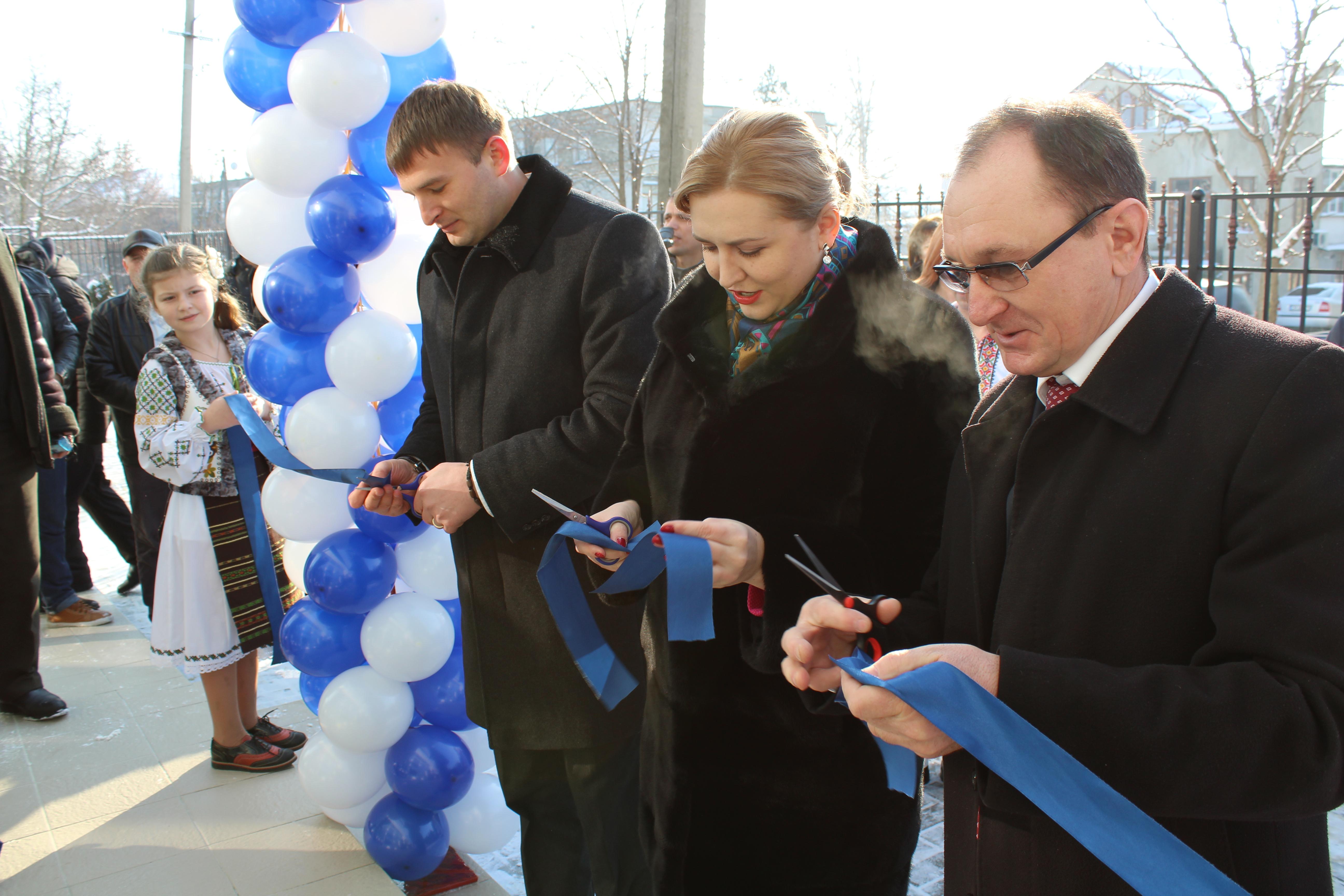 A fost inaugurat noul sediu al substației AMU Cimișlia