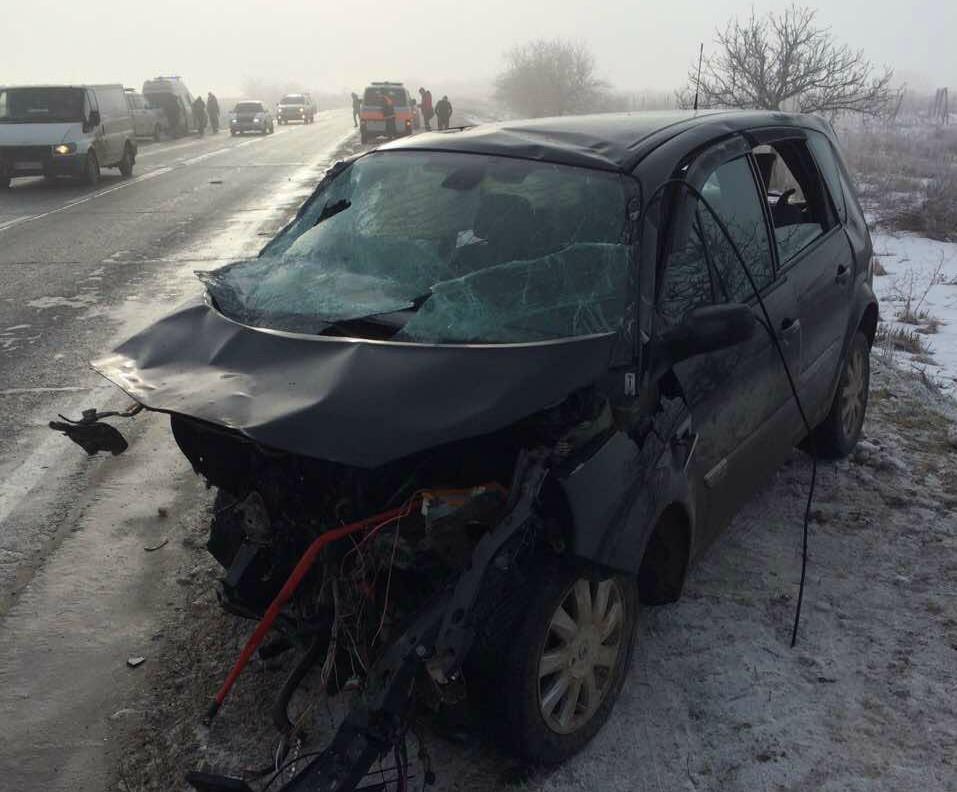 Două accidente rutiere s-au produs în această dimineață