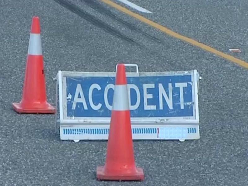 Un copil în vârstă de numai câteva luni a fost implicat într-un accident rutier