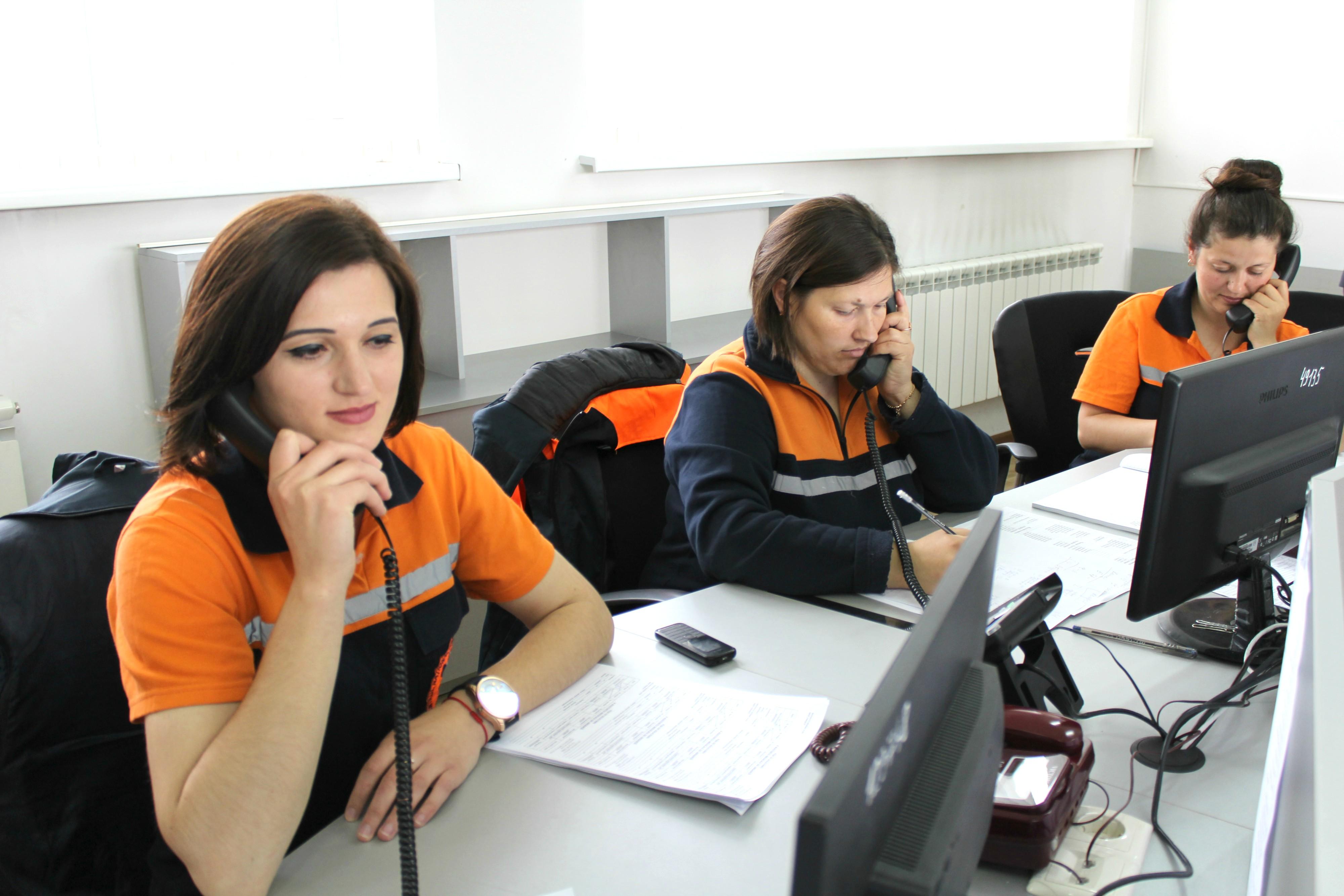 A fost creat un dispecerat comun al Serviciilor de intervenție în UTA Găgăuzia