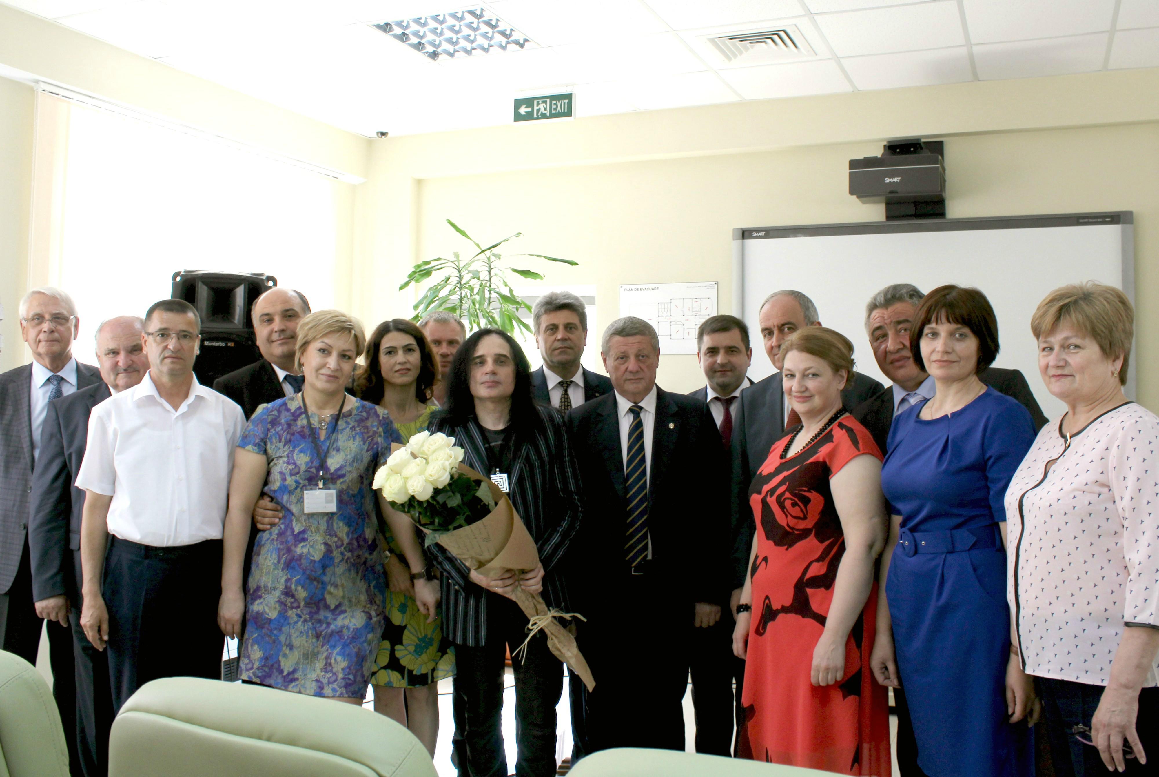 CNAMUP a marcat Ziua lucrătorului medical și a farmacistului