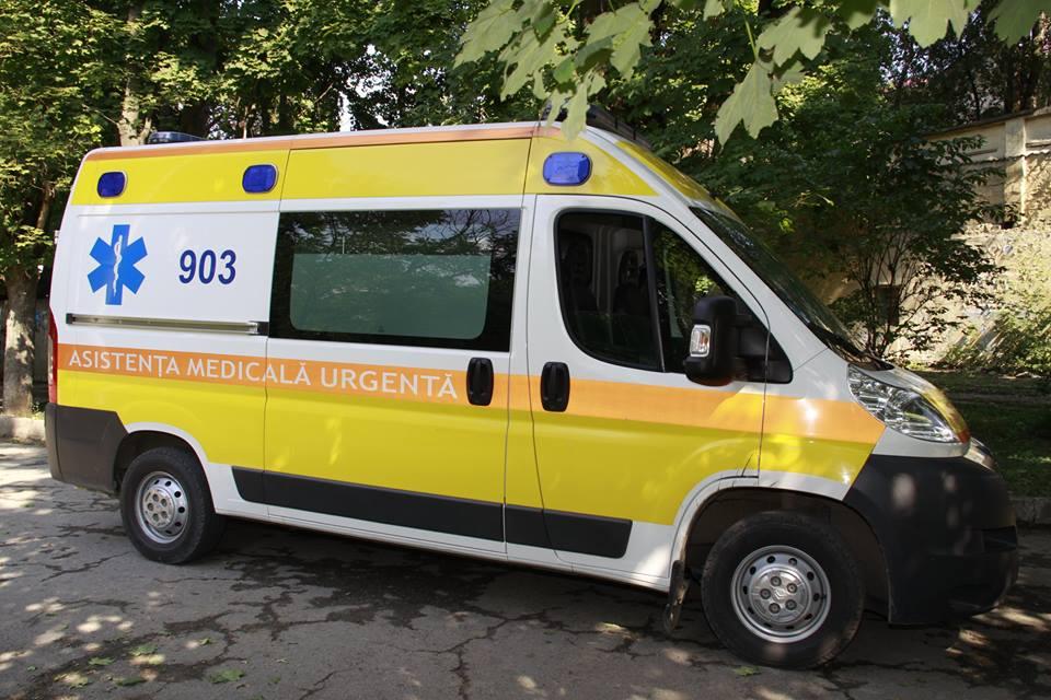 Incendiu la gradinita din Stauceni, municipiul Chisinau