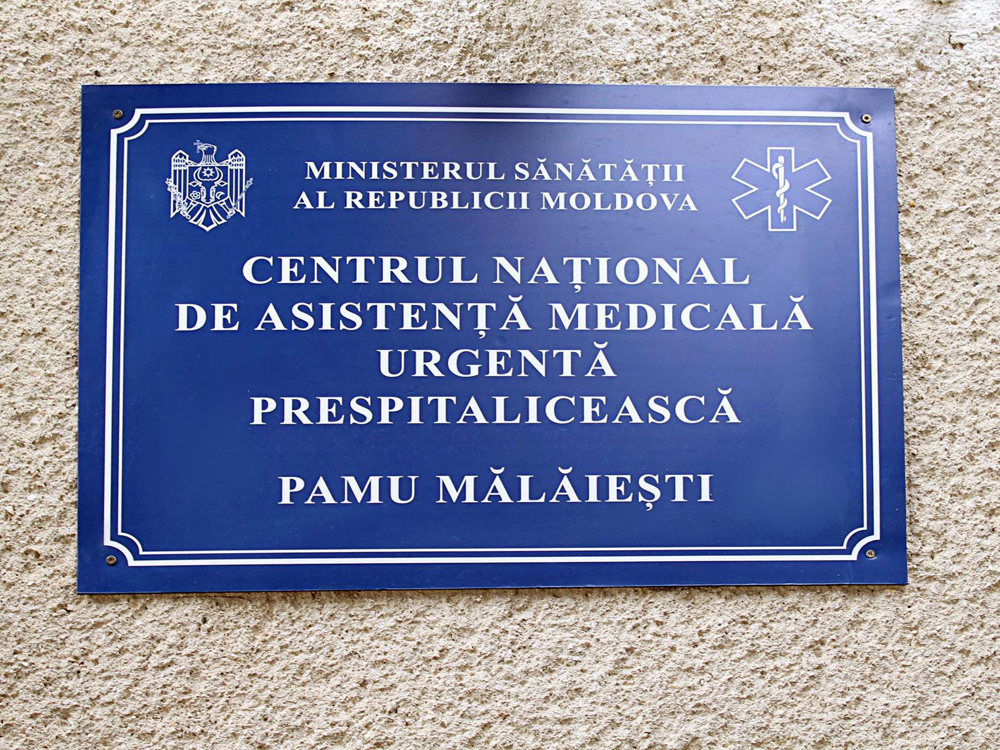 În localitatea Mălăiești, r-nul Orhei a fost deschis un punct de asistență medicală urgentă