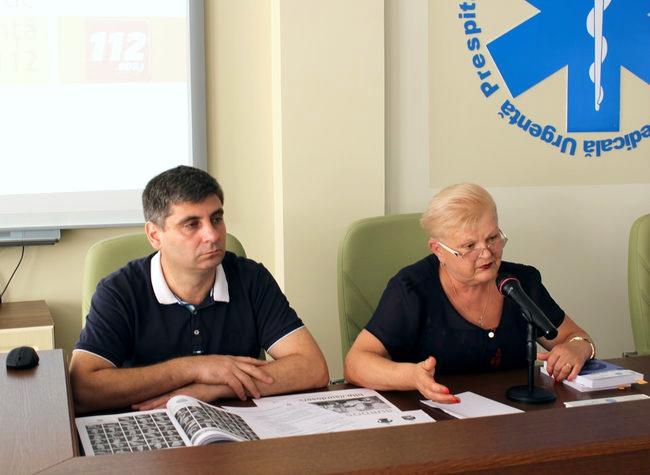 Sesiune de informare privind necesitățile speciale ale persoanelor cu dizabilități de auz din perspectiva Serviciului Național Unic pentru Apelurile de Urgență 112