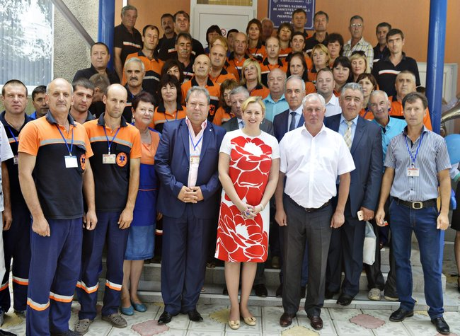 Substația AMU Rîșcani își va desfășura activitatea într-un sediu nou, cu facilități moderne