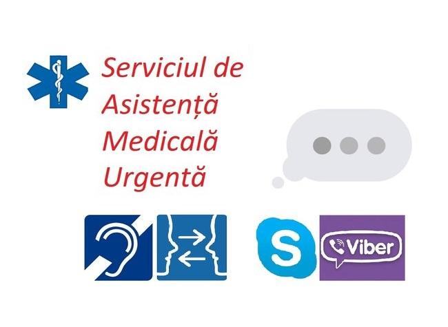 Serviciul ˂˂903˃˃ este accesibil pentru persoanele cu dizabilități de auz și vorbire