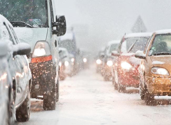 Urgențele medicale deservite în contextul căderii primelor precipitații specifice sezonului de iarnă