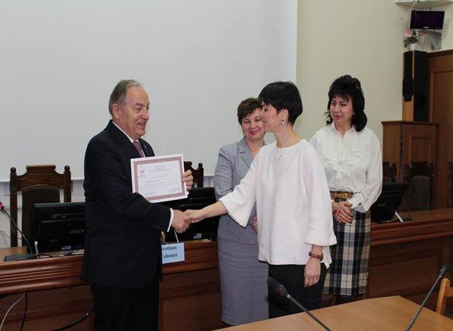 Medicii de urgență au primit diplome din partea Ministerului Sănătății al Republicii Turcia