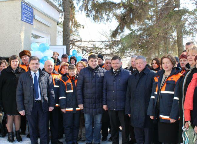 Condiții moderne în sediul nou al substației AMU Dondușeni