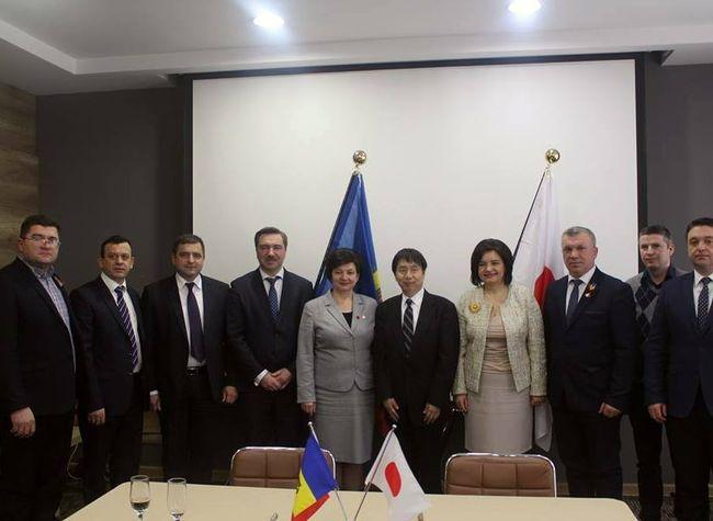 Semnarea contractelor de grant în cadrul proiectului Kusanone