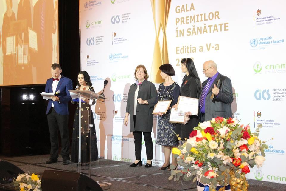 Gala Premiilor în Sănătate, ediția a V-a