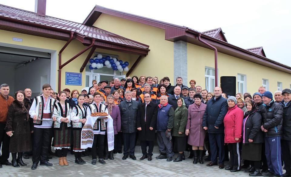 Un nou punct de asistență medicală urgentă a fost deschis în localitatea Mihailovca