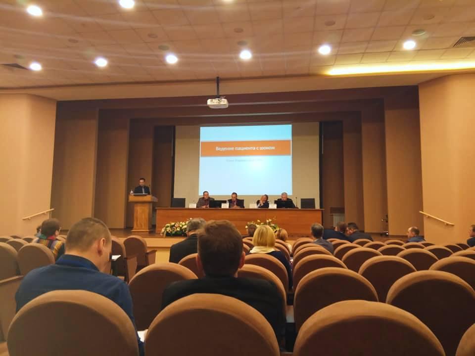Conferința științifică în domeniul medicinei de urgență a avut loc în orașul Kazan din Federația Rusă, cu participarea reprezenanților IMSP CNAMUP