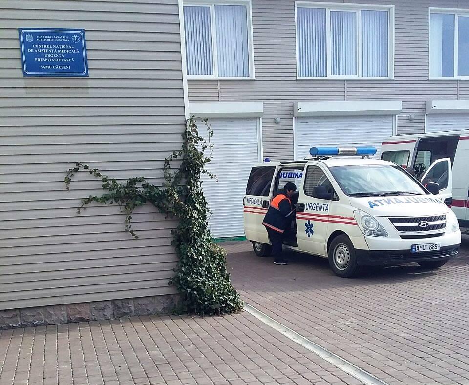 Populația raionului Căușeni va fi deservită de mai multe echipe de asistență medicală urgentă prespitalicească