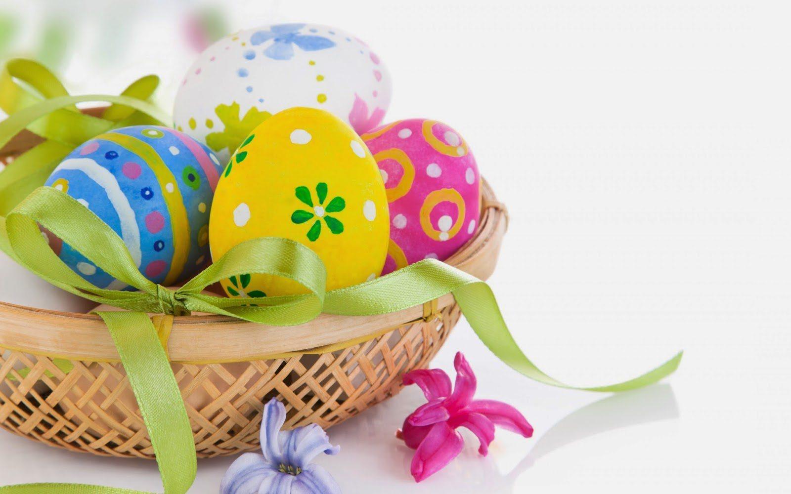 Cu sfintele sărbători de Paști