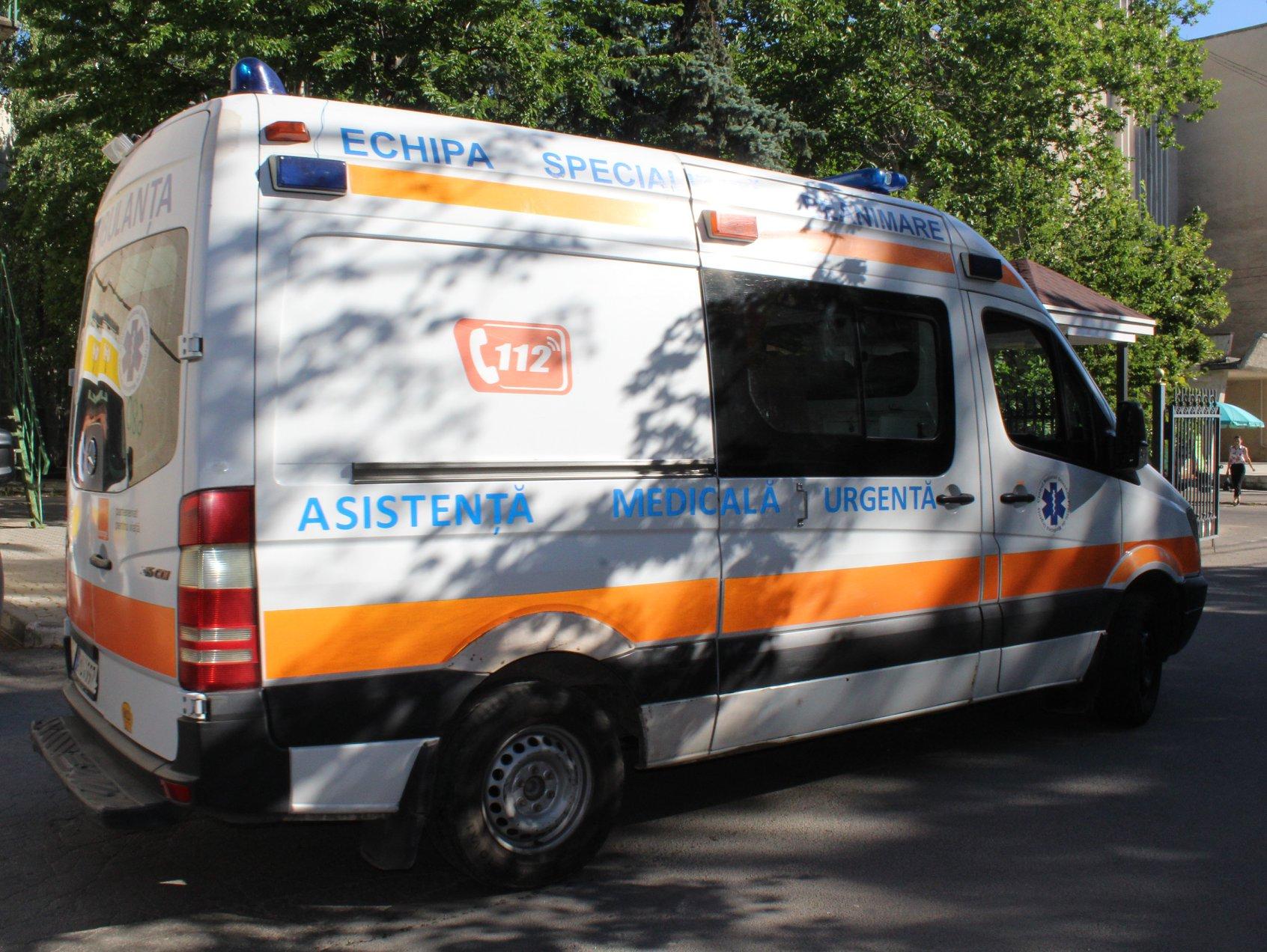 Activitatea Serviciului AMUP în ultimele 48 ore