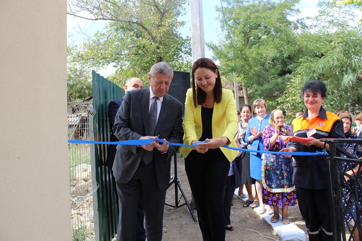 Deschiderea oficială PAMU Cazaclia