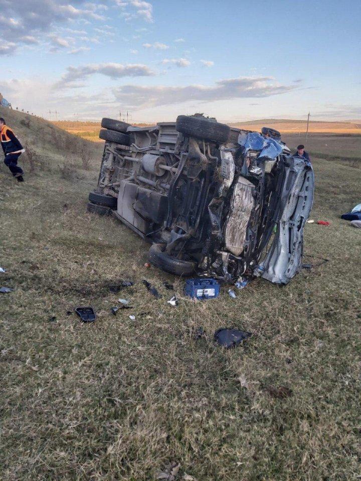 Notă informativă despre accidentul de la Telenești