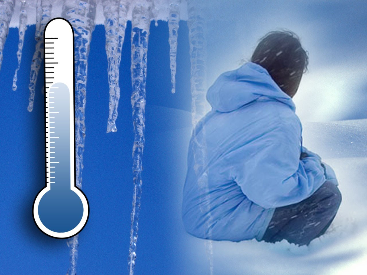Cazuri de hipotermie înregistrate în perioada 18-24 noiembrie