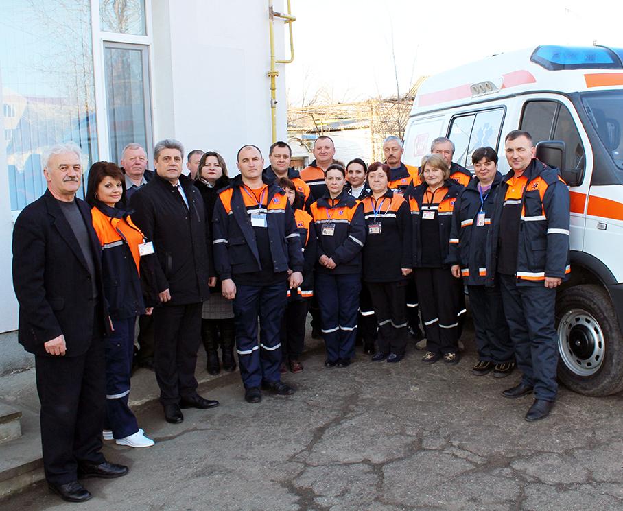 Numărul de echipe de asistență medicală urgentă prespitalicească din raionul Anenii Noi a fost suplimentat