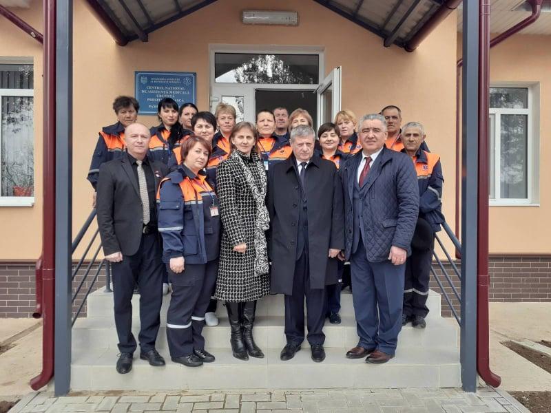 Angajații PAMU Coșcodeni și PAMU Sudarca au intrat în sedii renovate