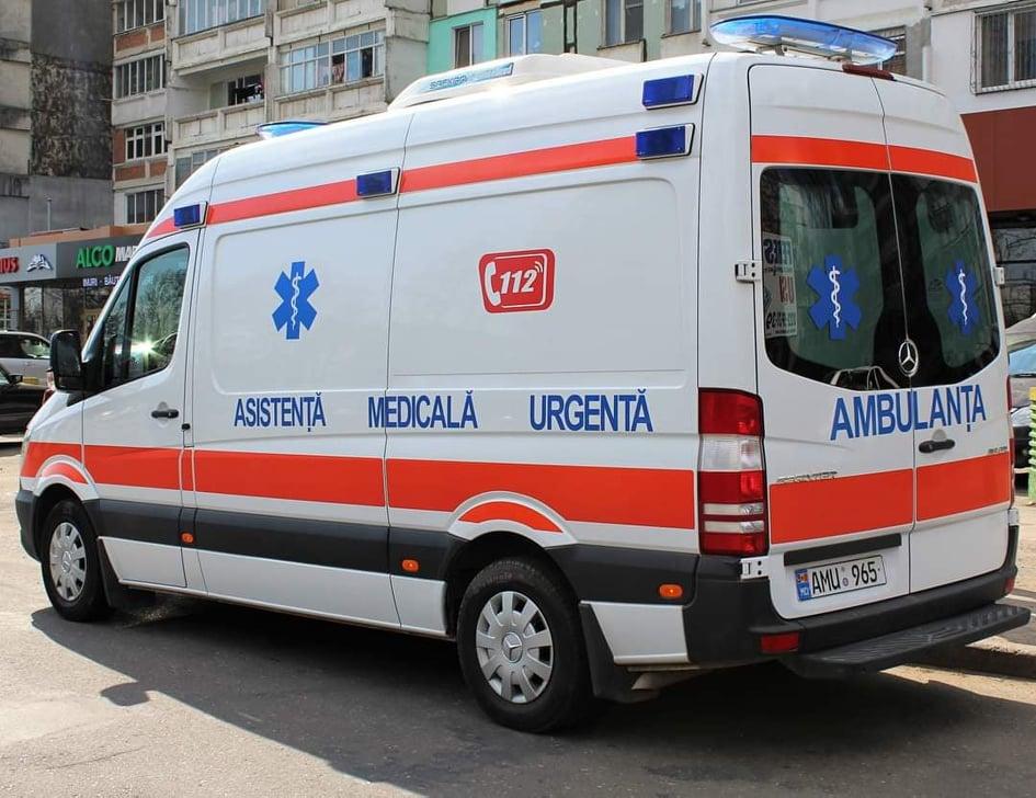 Intervențiile echipelor de asistență medicală urgentă în perioada 18-24 mai
