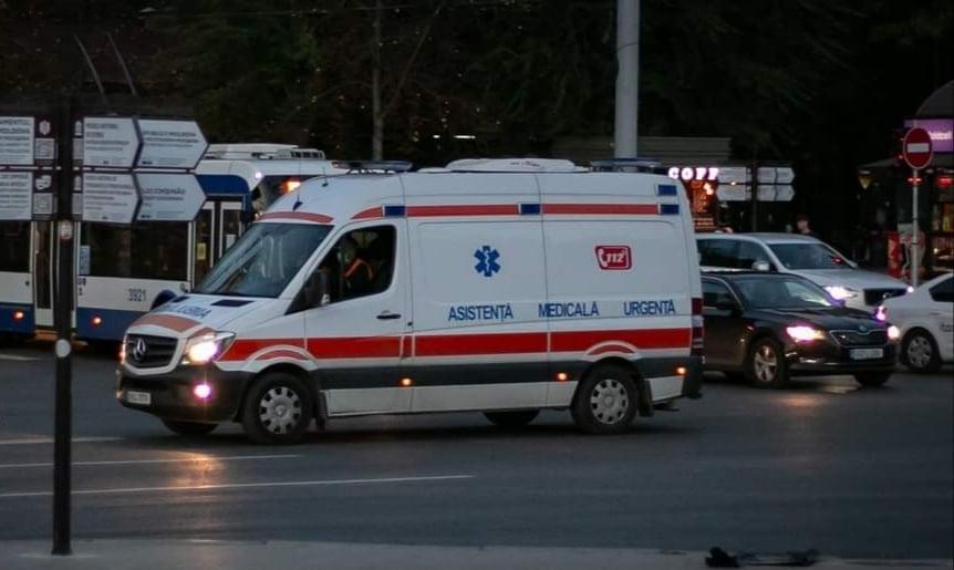 Activitatea Serviciului de Asistență Medicală Urgentă Prespitalicească în perioada 26.10 – 02.11