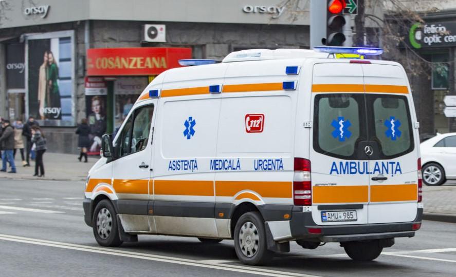 Activitatea echipelor de asistență medicală urgentă în perioada 30.11 – 06.12