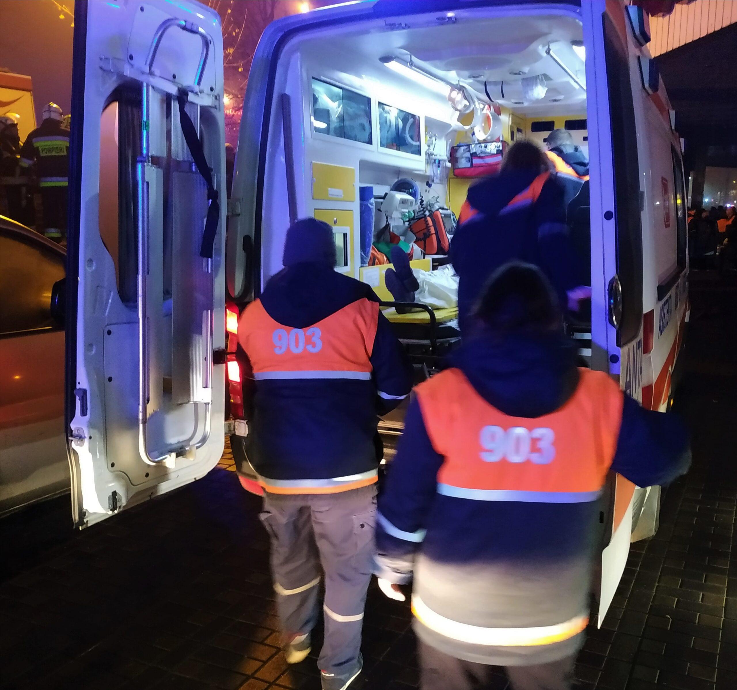 Activitatea echipelor de asistență medicală urgentă în perioada 21 – 27 decembrie
