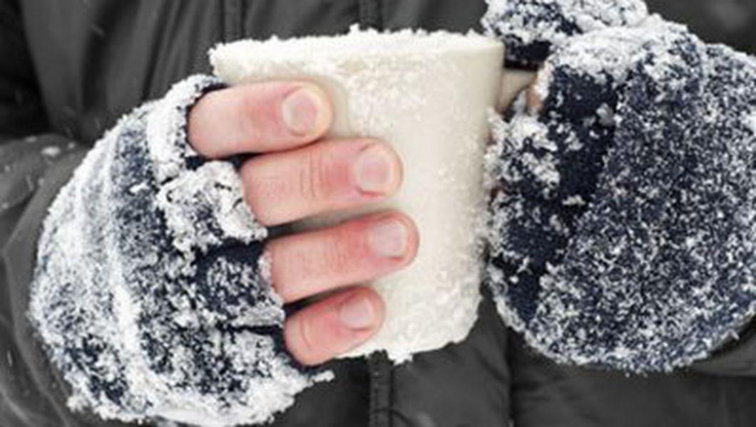 7 cazuri de hipotermie înregistrate în perioada 7 – 13 decembrie