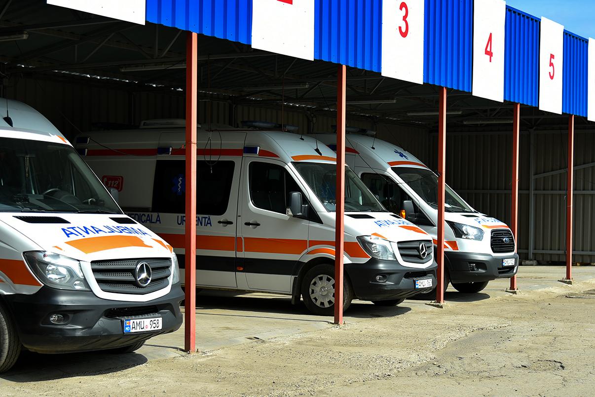 Urgențele medicale deservite de echipele AMU în perioada sărbătorilor de Paşti