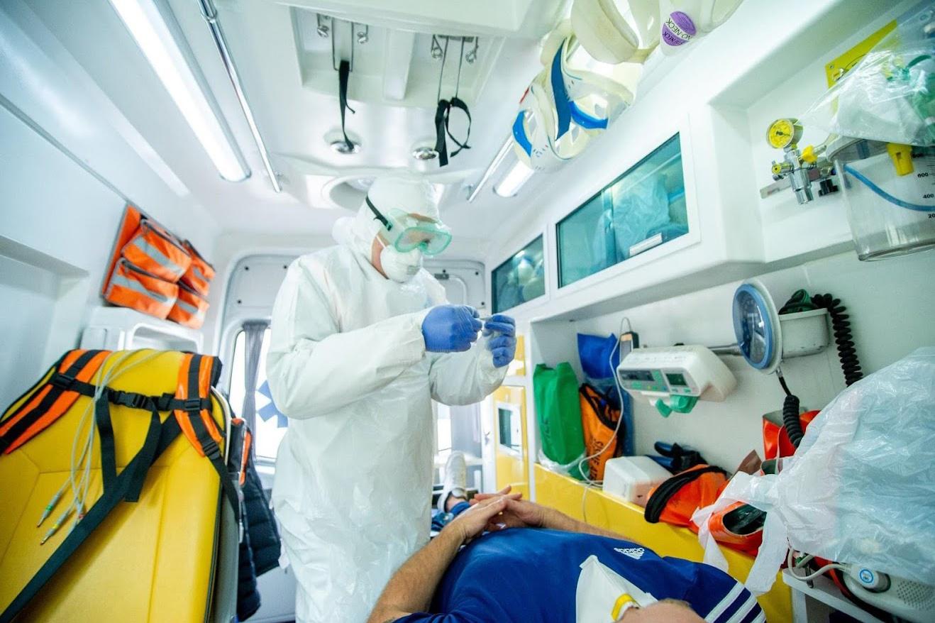Intervențiile echipelor de asistență medicală urgentă în perioada 27 – 31 august