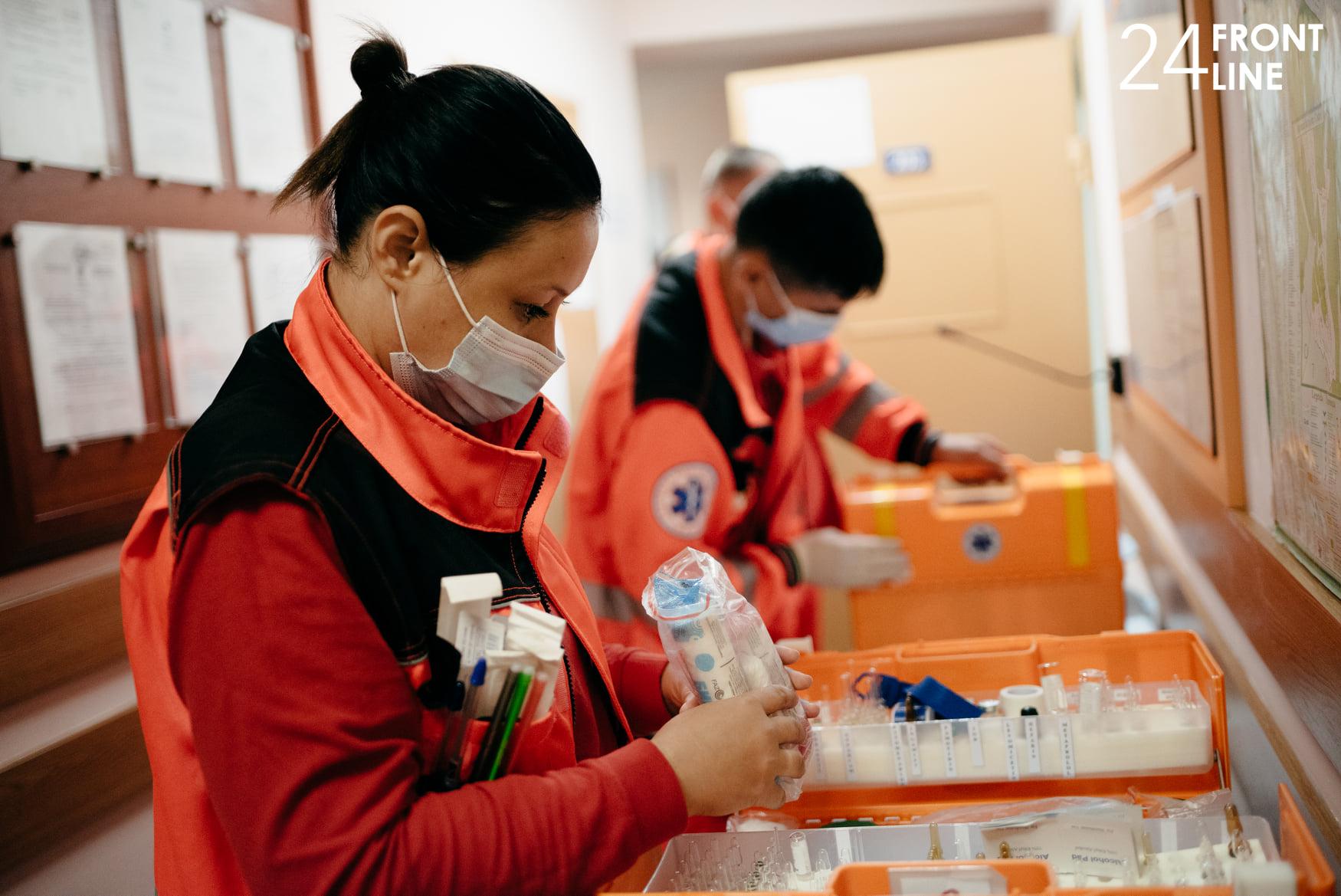 Peste 15000 pacienți au solicitat ambulanța în ultima săptămână